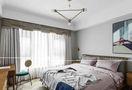 10-15万140平米四室两厅北欧风格卧室设计图