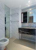 10-15万120平米三室一厅中式风格卫生间效果图