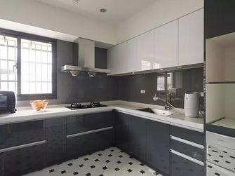 10-15万110平米三现代简约风格厨房装修图片大全