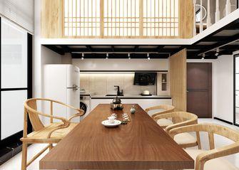 40平米小户型公装风格卧室设计图