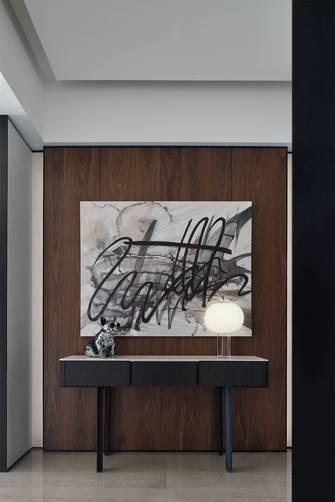 20万以上140平米现代简约风格玄关图片