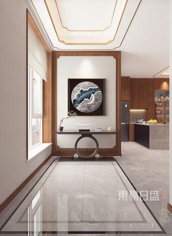 20万以上140平米别墅中式风格玄关装修图片大全