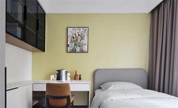 130平米三室两厅现代简约风格青少年房装修效果图