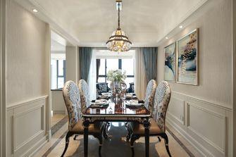15-20万100平米三室两厅欧式风格餐厅图