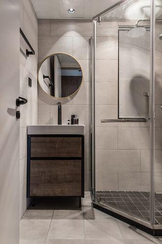豪华型120平米现代简约风格卫生间装修图片大全