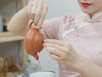 六咊茶学社-茶艺·花艺·书法培训