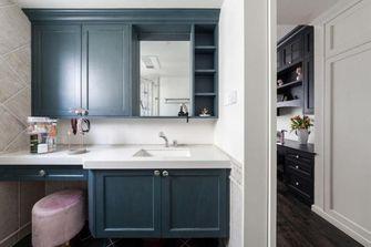 经济型120平米三室一厅法式风格厨房图