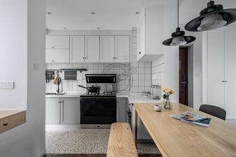 120平米三北欧风格厨房装修图片大全