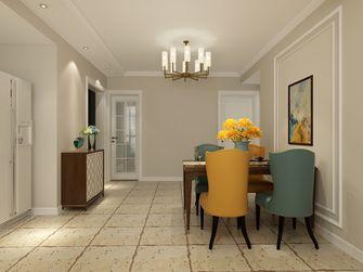 10-15万140平米三室一厅美式风格餐厅设计图