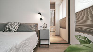 豪华型140平米四室一厅北欧风格卧室图
