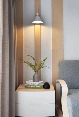 经济型110平米日式风格卧室图片大全
