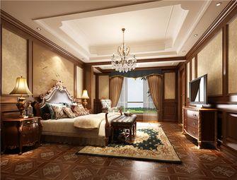 豪华型140平米别墅法式风格卧室图片