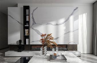 富裕型120平米四室一厅北欧风格客厅欣赏图