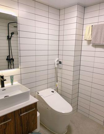 5-10万100平米三室两厅北欧风格卫生间装修案例