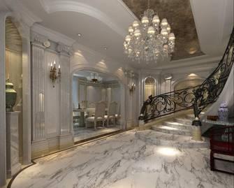 豪华型140平米别墅新古典风格玄关效果图