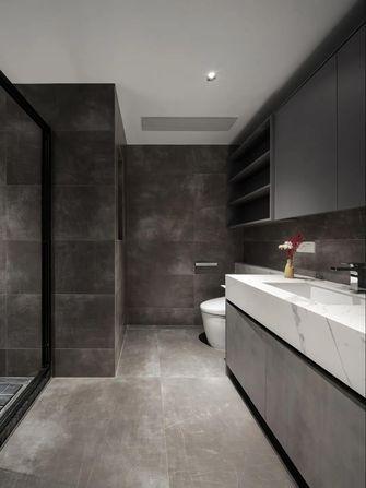 140平米一室三厅现代简约风格卫生间图片大全