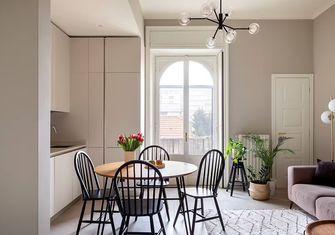 110平米三室两厅新古典风格餐厅装修案例