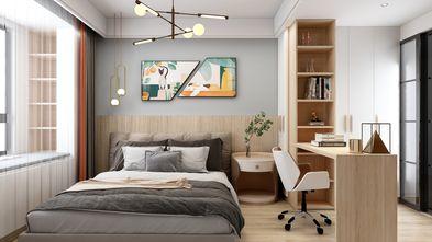 富裕型110平米三室两厅日式风格其他区域效果图