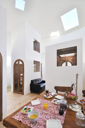 三北欧风格客厅装修案例