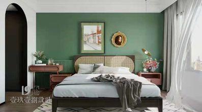 豪华型140平米复式混搭风格客厅设计图
