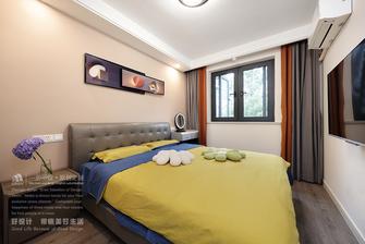 15-20万90平米三室两厅北欧风格卧室图片