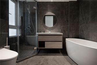 经济型80平米四室两厅现代简约风格卫生间装修图片大全
