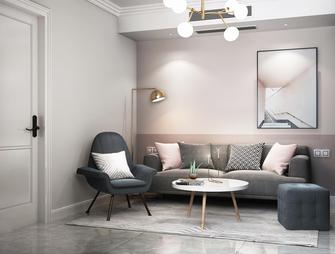 5-10万50平米小户型美式风格客厅设计图
