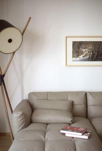 豪华型140平米四室三厅日式风格客厅效果图