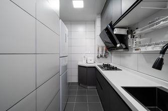 经济型80平米三北欧风格厨房设计图