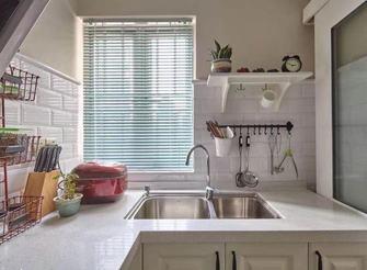 3-5万100平米三法式风格厨房图