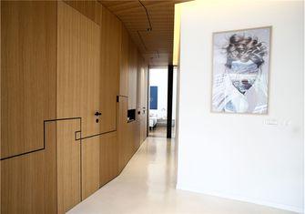 富裕型70平米一室一厅北欧风格走廊欣赏图