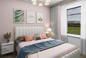 110平米四室一厅北欧风格卧室效果图