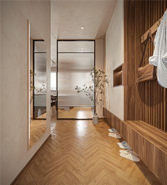 20万以上90平米三室一厅混搭风格玄关设计图