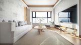 140平米四室两厅中式风格客厅效果图
