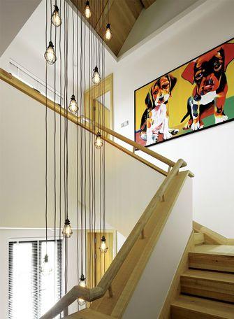 经济型50平米复式东南亚风格楼梯间装修效果图