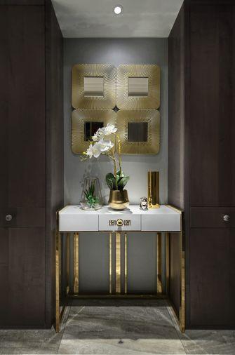 富裕型130平米四室一厅轻奢风格玄关装修效果图