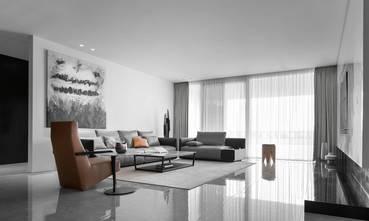 20万以上90平米现代简约风格客厅图片大全