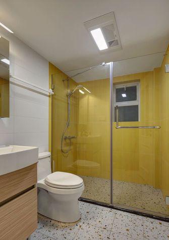 豪华型100平米三室两厅新古典风格卫生间设计图