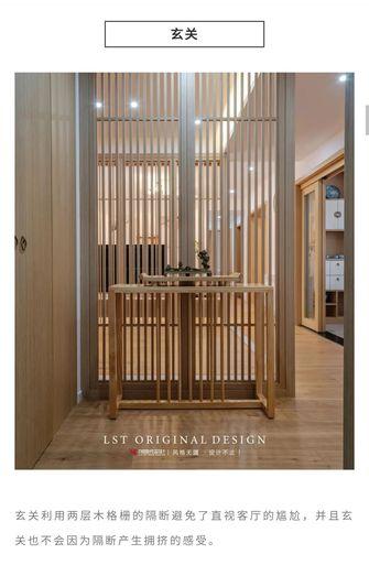 豪华型120平米四室两厅中式风格玄关欣赏图