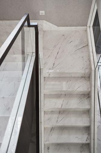 20万以上140平米四中式风格楼梯间图