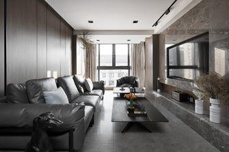 豪华型140平米复式英伦风格客厅图