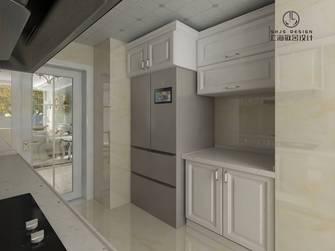 富裕型90平米公寓美式风格厨房效果图
