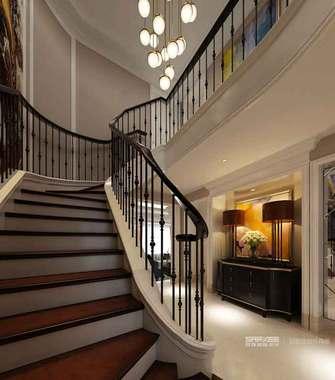 豪华型140平米欧式风格走廊装修案例