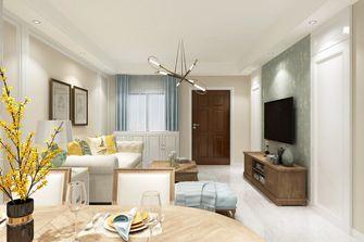 豪华型130平米复式美式风格客厅装修案例