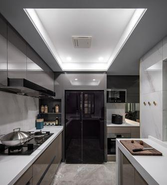 20万以上三室两厅轻奢风格厨房装修效果图