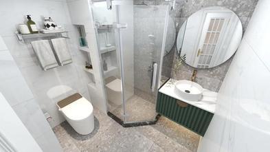 40平米小户型法式风格卫生间设计图