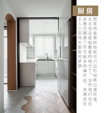 10-15万公寓北欧风格厨房图片大全