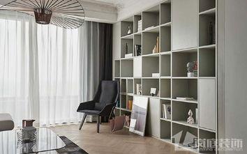 20万以上三室两厅法式风格书房图片