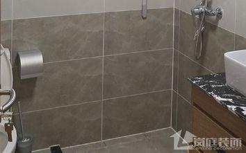 豪华型110平米三室两厅日式风格卫生间设计图
