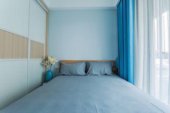 5-10万80平米三北欧风格卧室效果图